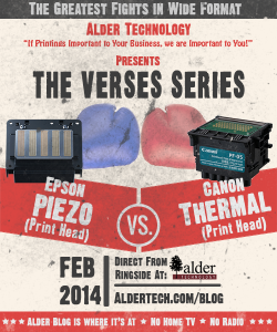 Piezoelectric Print Heads Vs. Thermal Print Heads
