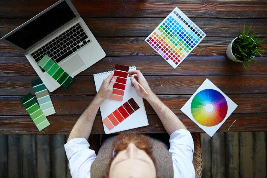 pantones & color management