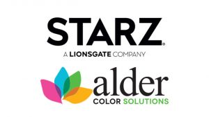 STARZ Entertainment | Achieving color accuracy with Alder Color Solutions