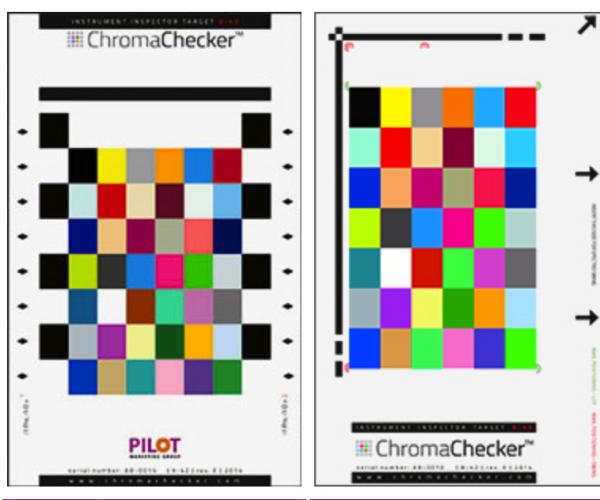 ChromaChecker Instrument Inspector